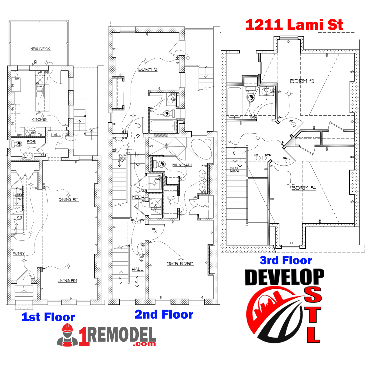 Historic Lami Building Layout