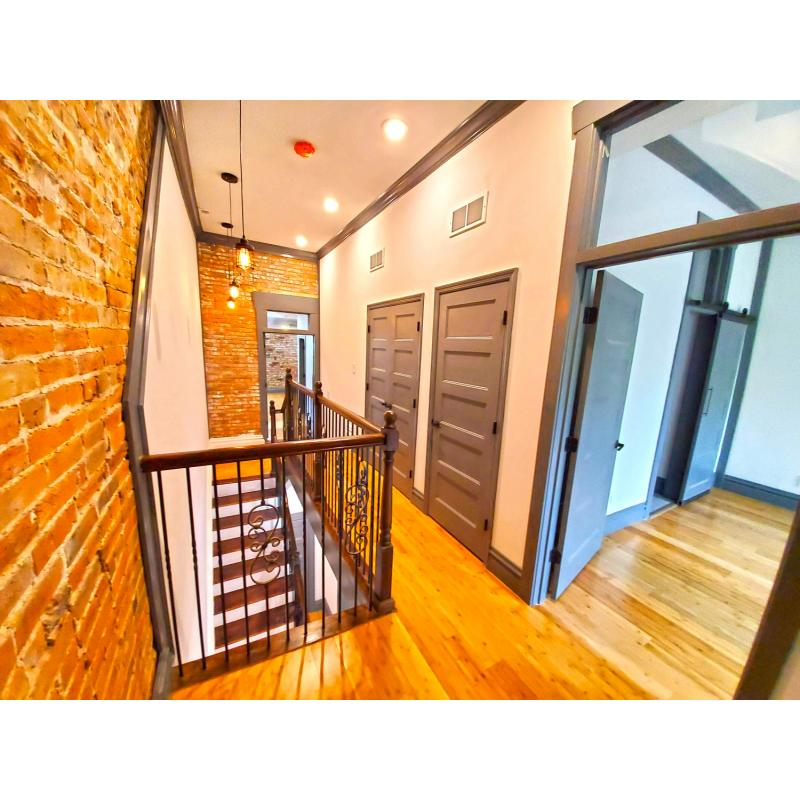 1211 Lami St Middle Upper Staircases (2)