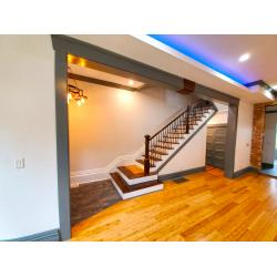 1211 Lami St Lower Staircase (2)